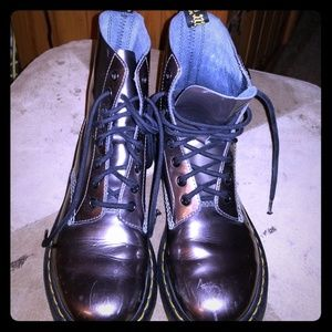 Dr.Martens Pascal Mettalic